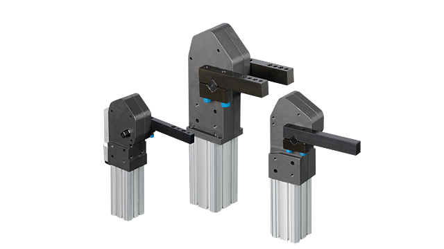 Series PEC Pneumatic Toggle Clamps