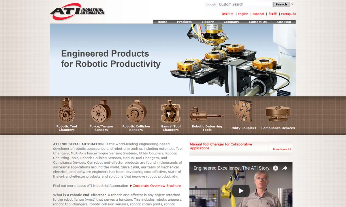 ATI Industrial Automation, Inc.