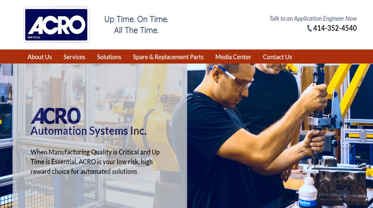 ACRO Automation Systems, Inc.