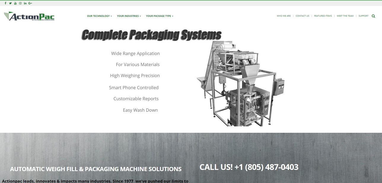 Actionpac Scales & Automation, Inc.
