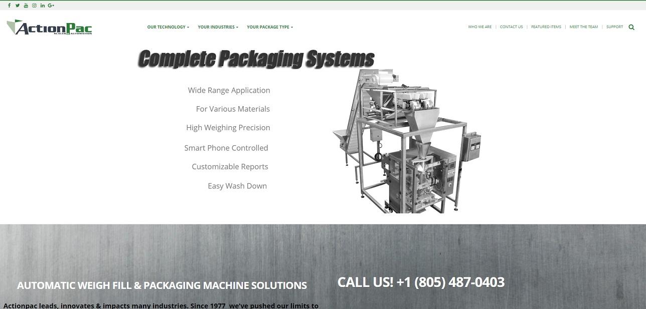 Actionpac Scales & Automation, Inc.