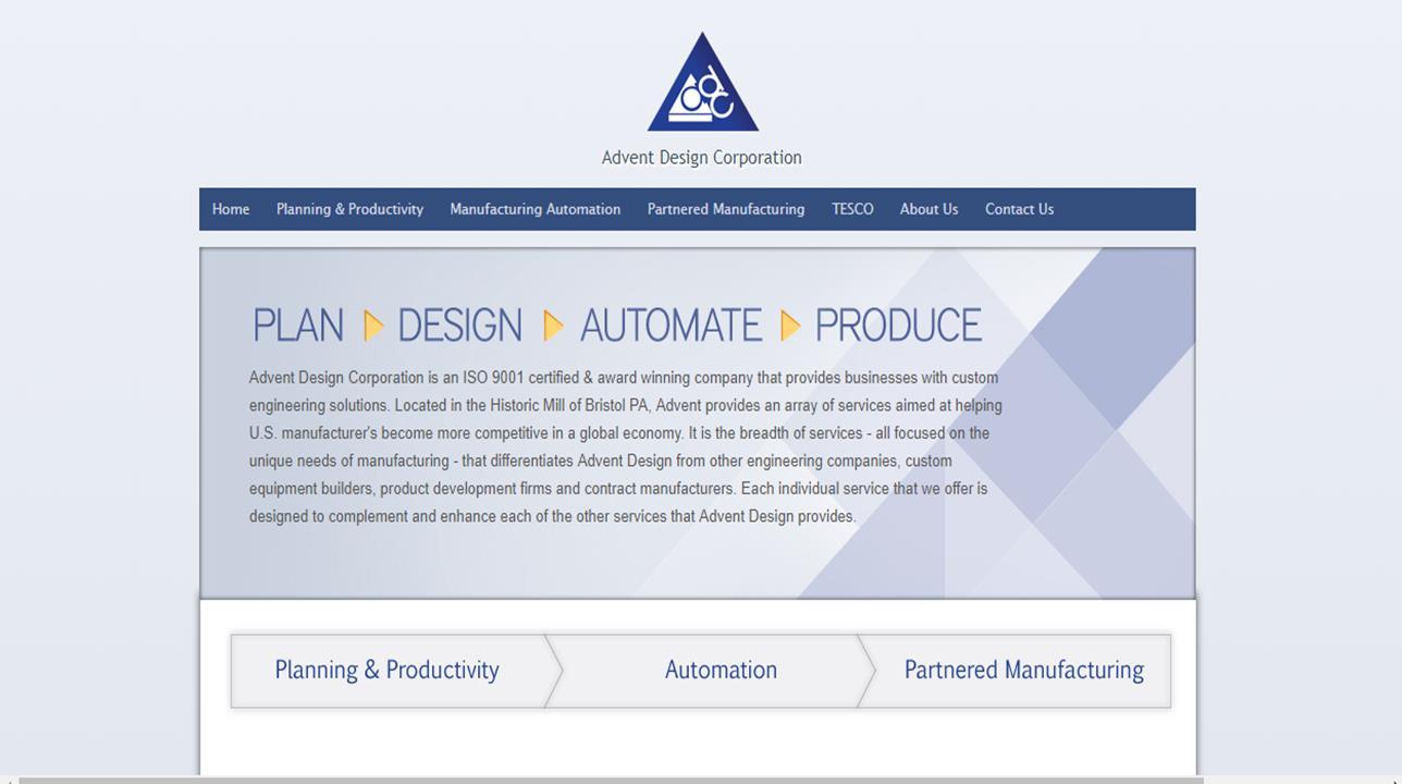 Advent Design Corporation