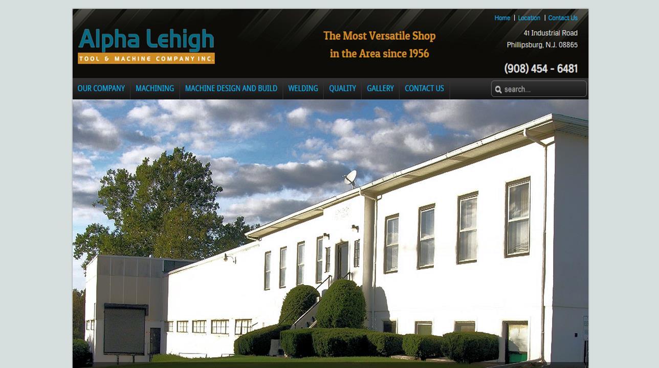 Alpha Lehigh Tool & Machine Co., Inc.