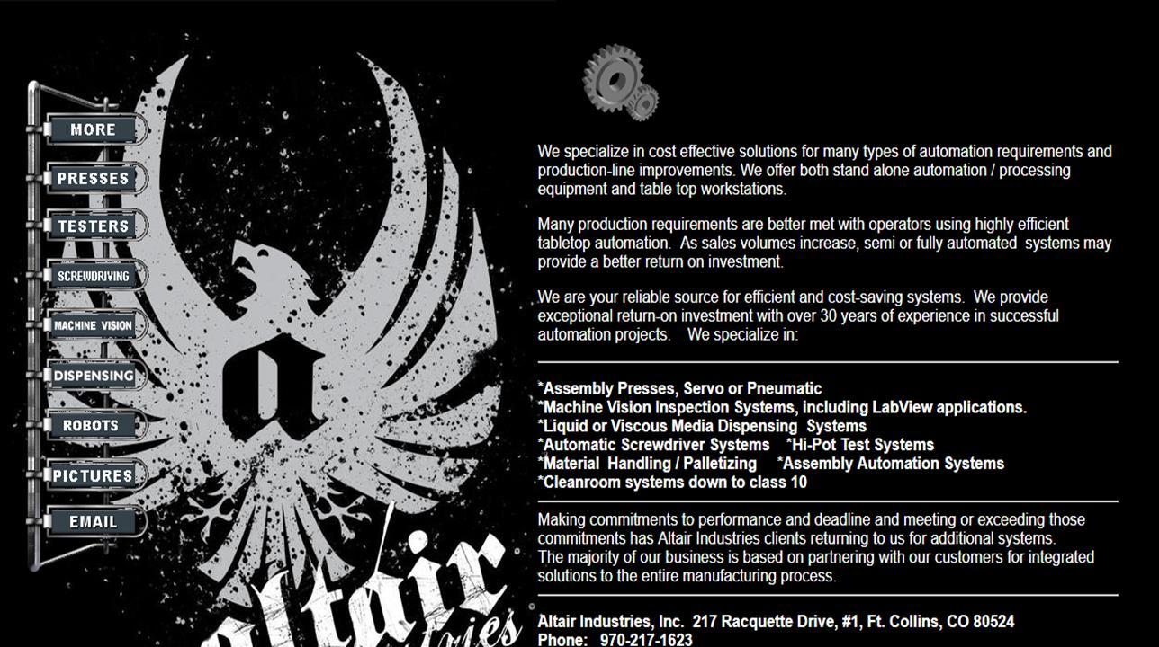Altair Industries, Inc.