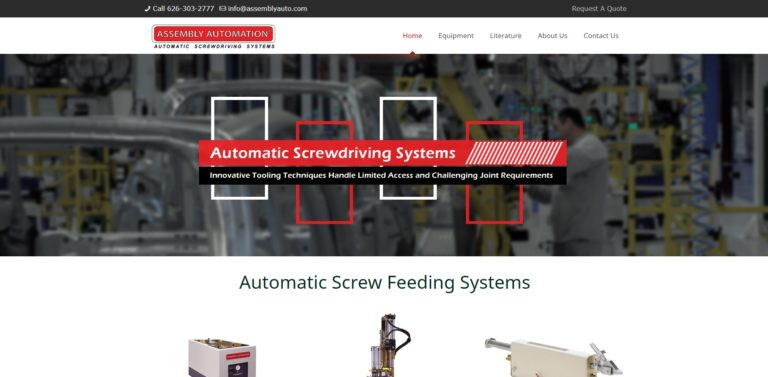 Assembly Automation® Industries