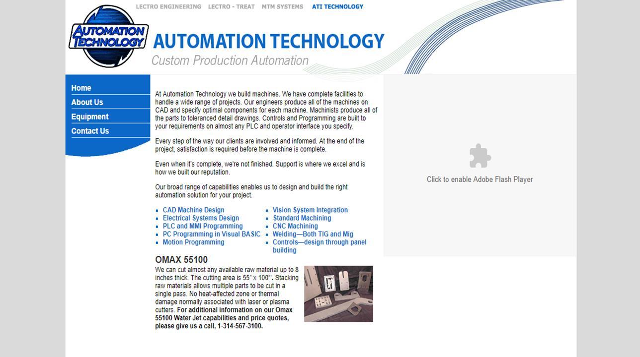 Automation Technology, Inc.