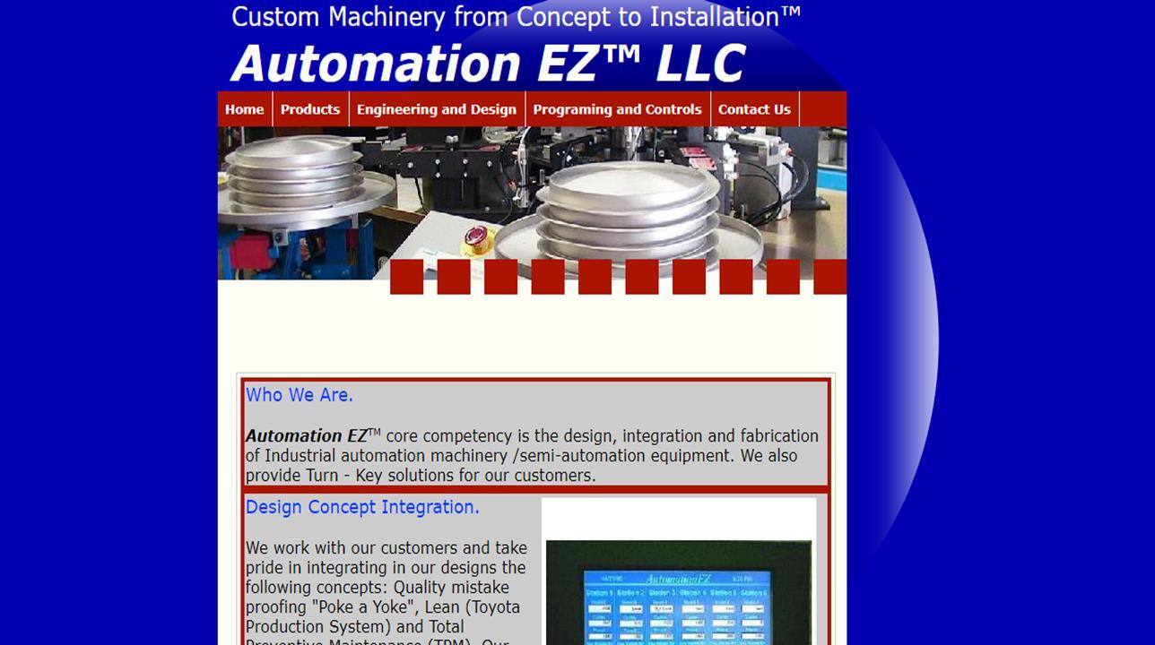 Automation EZ™ LLC