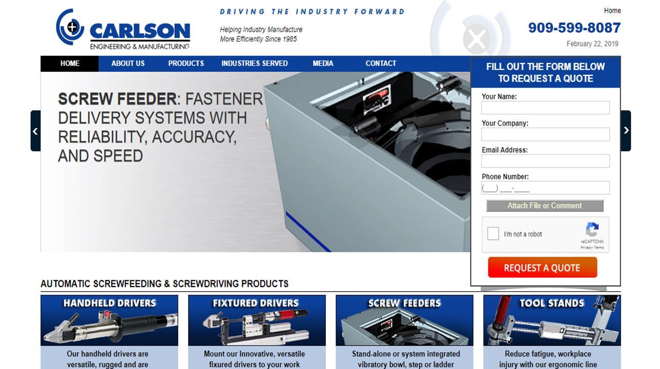 Carlson Engineering & Manufacturing