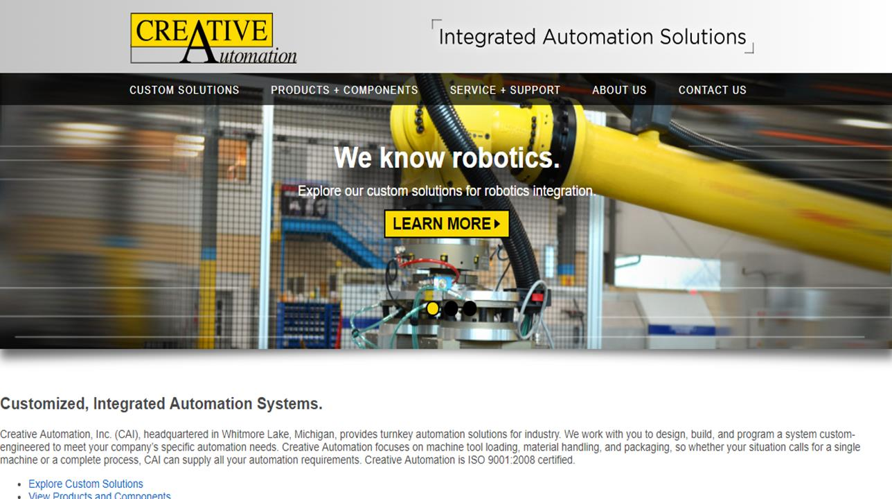 Creative Automation