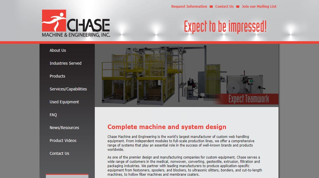 Chase Machine & Engineering, Inc.