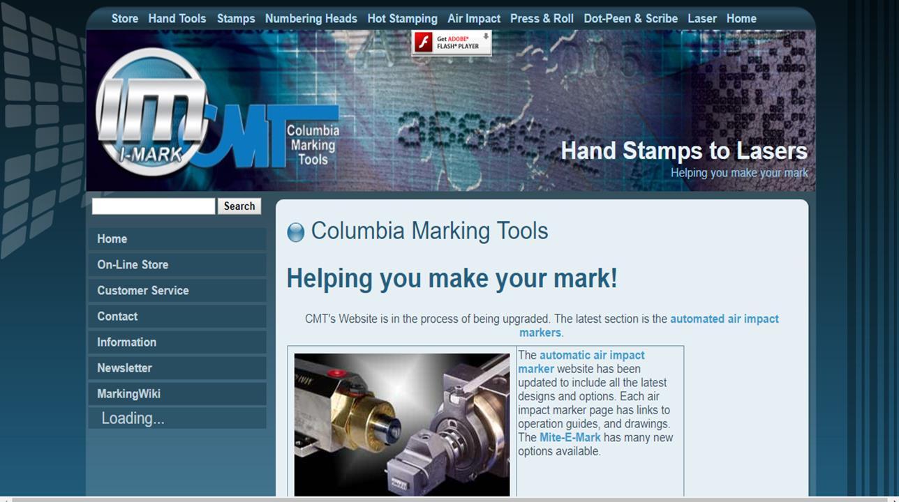 Columbia Marking Tools Inc.