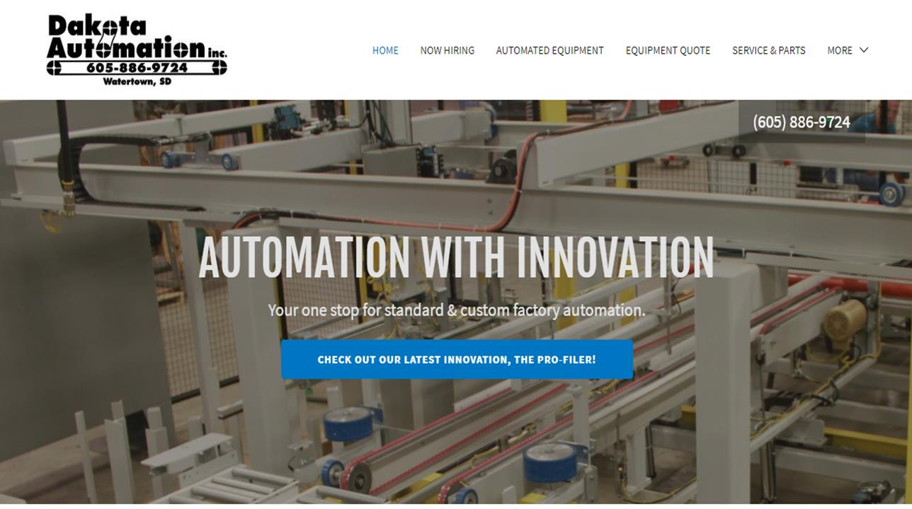 Dakota Automation Inc.
