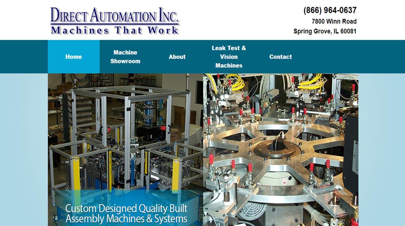 Direct Automation, Inc.