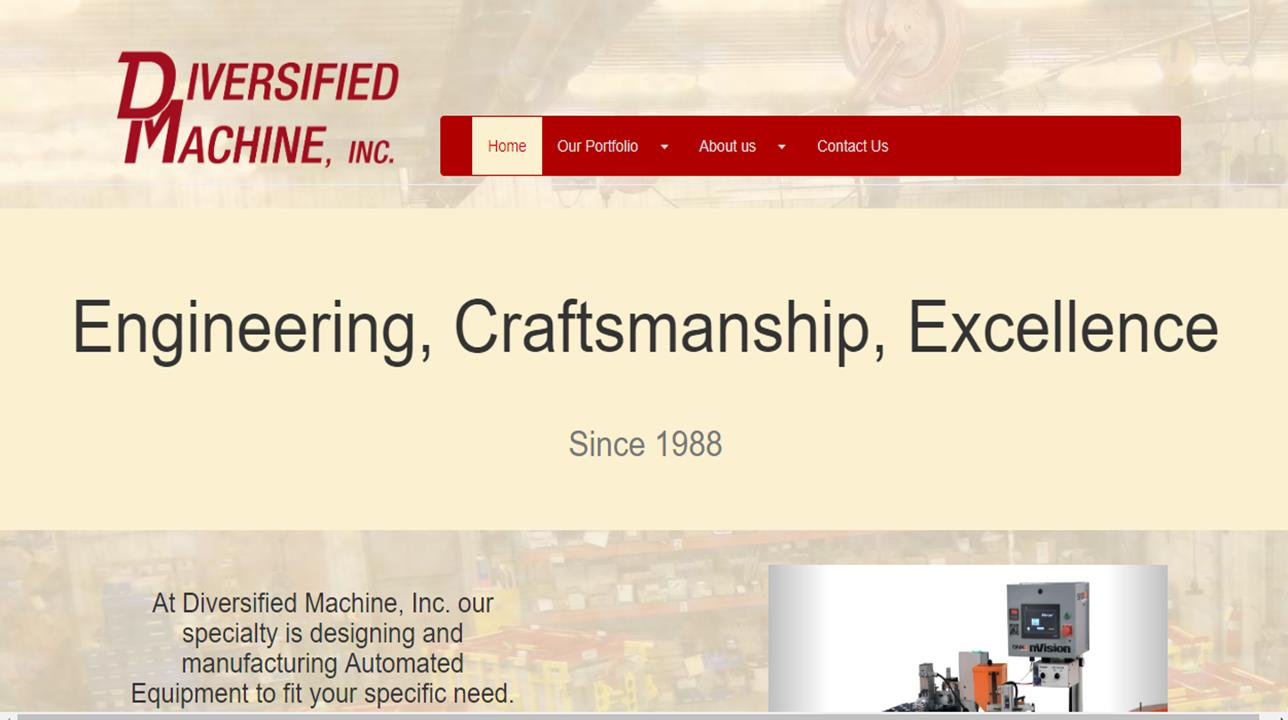 Diversified Machine, Inc.
