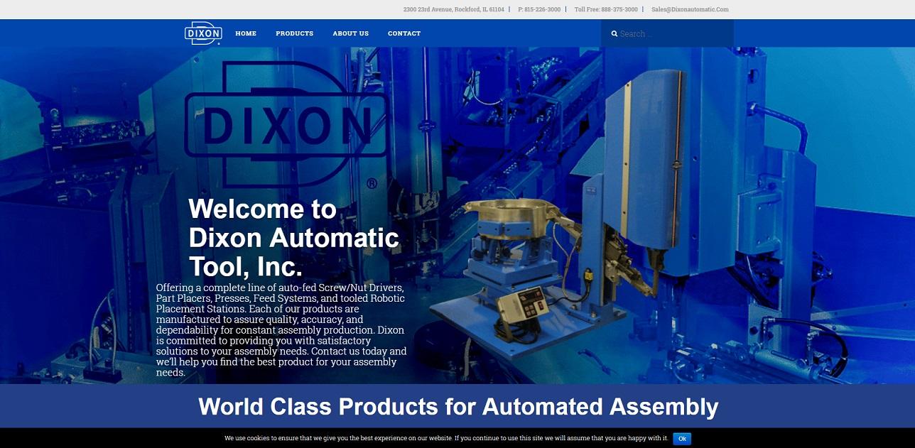 Dixon Automatic Tool, Inc.