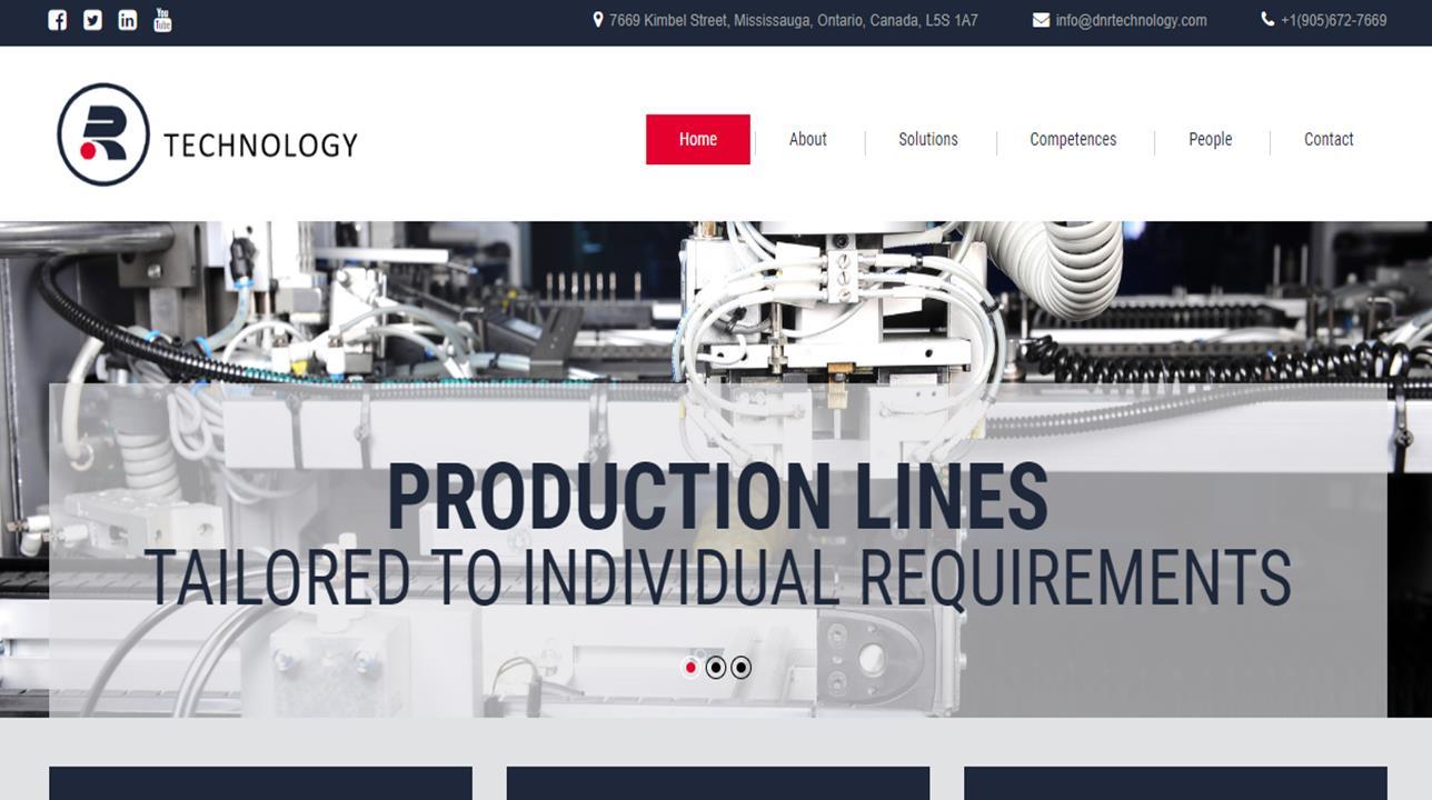 DnR Technology