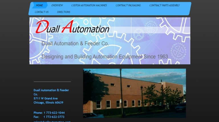 Duall Automation & Feeder Co.
