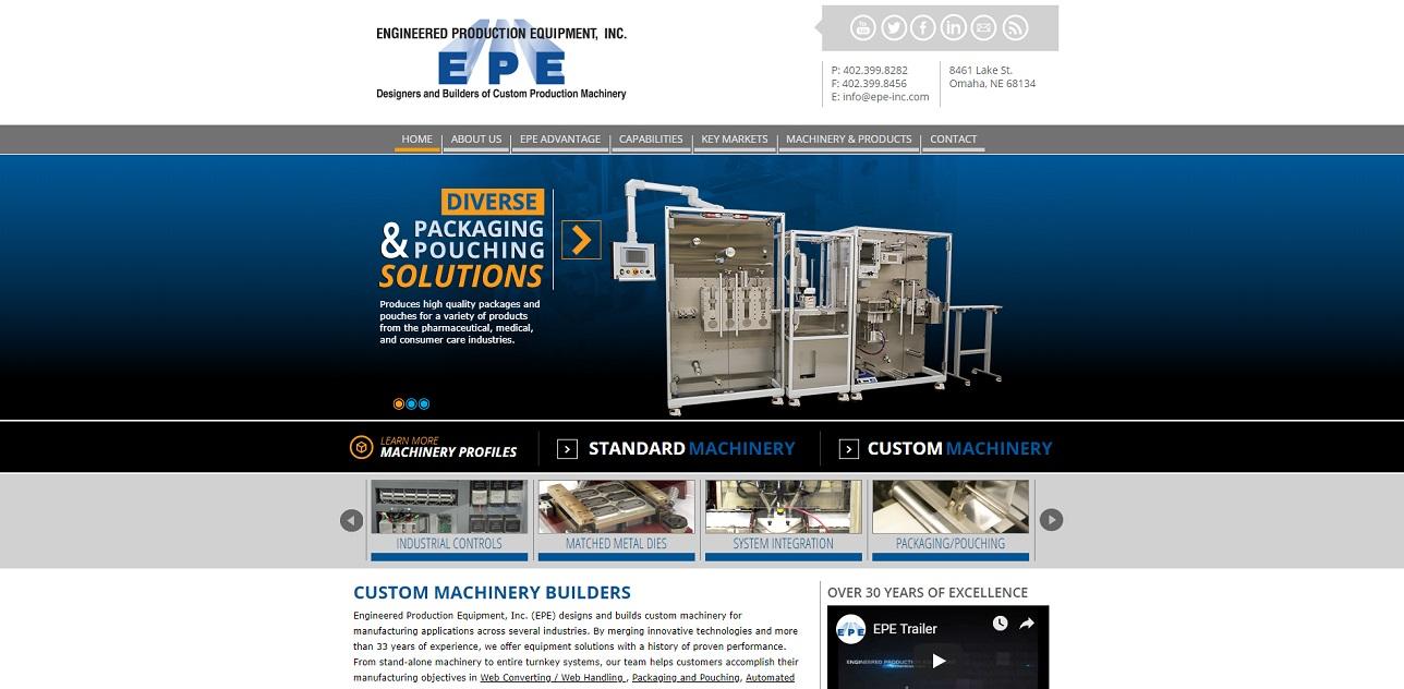 Engineered Production Equipment, Inc.