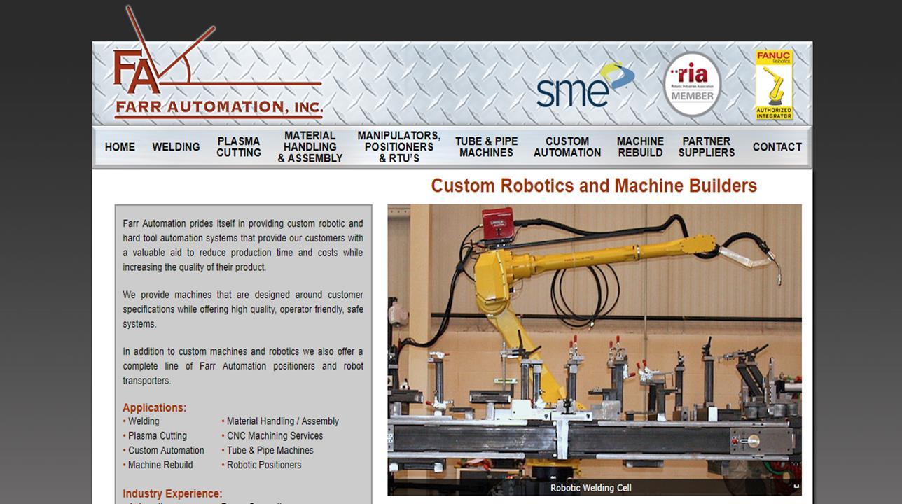 Farr Automation, Inc.