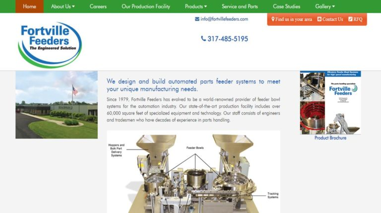 Fortville Feeders, Inc.