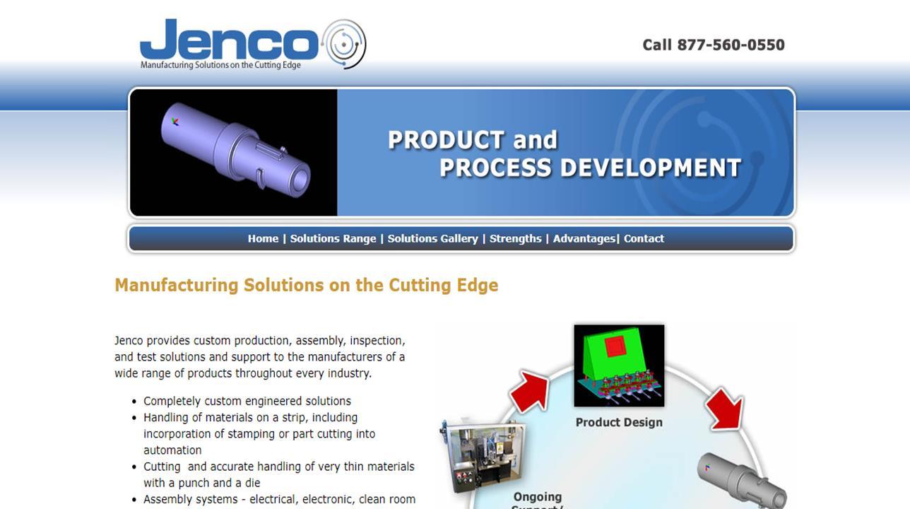 Jenco Metal Products, Inc.
