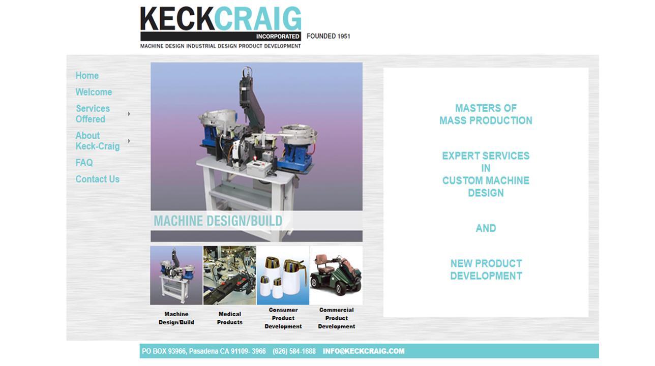 Keck-Craig Inc.