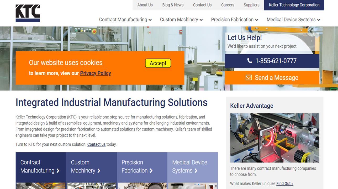 Keller Technology Corporation