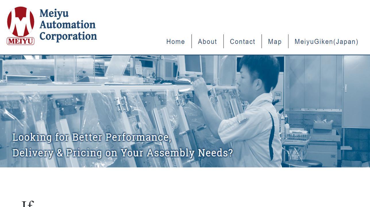 Meiyu Automation Corporation