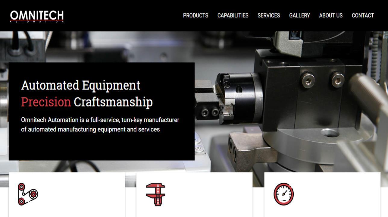 Omnitech Automation, Inc.