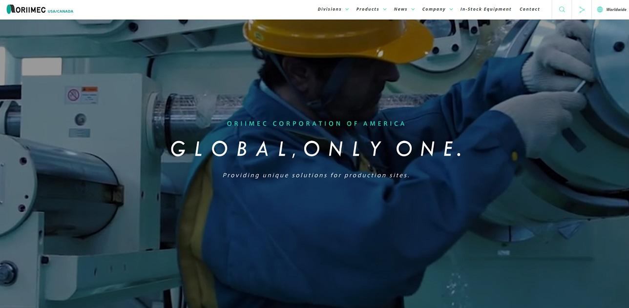 Oriimec Corporation of America