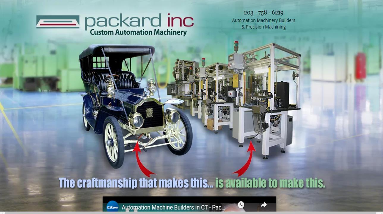 Packard Inc.