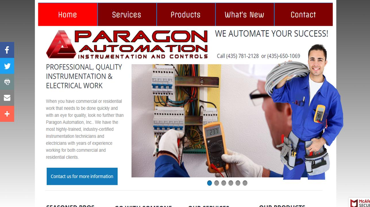 Paragon Automation, Inc.
