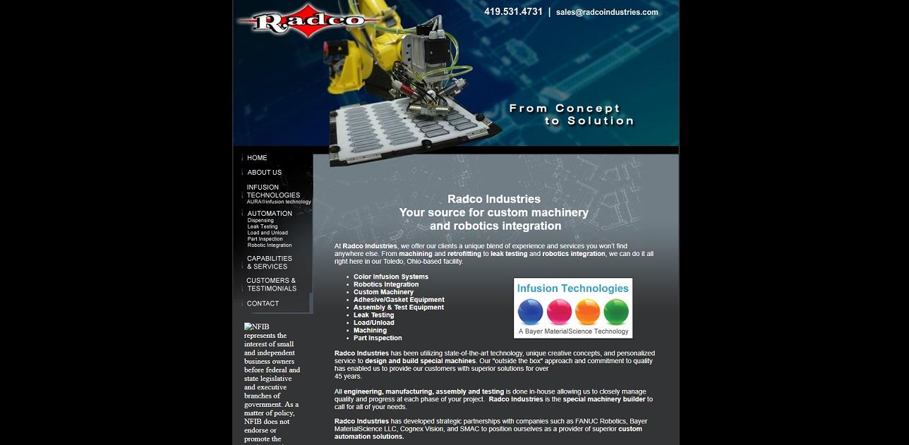 Radco Industries, Inc