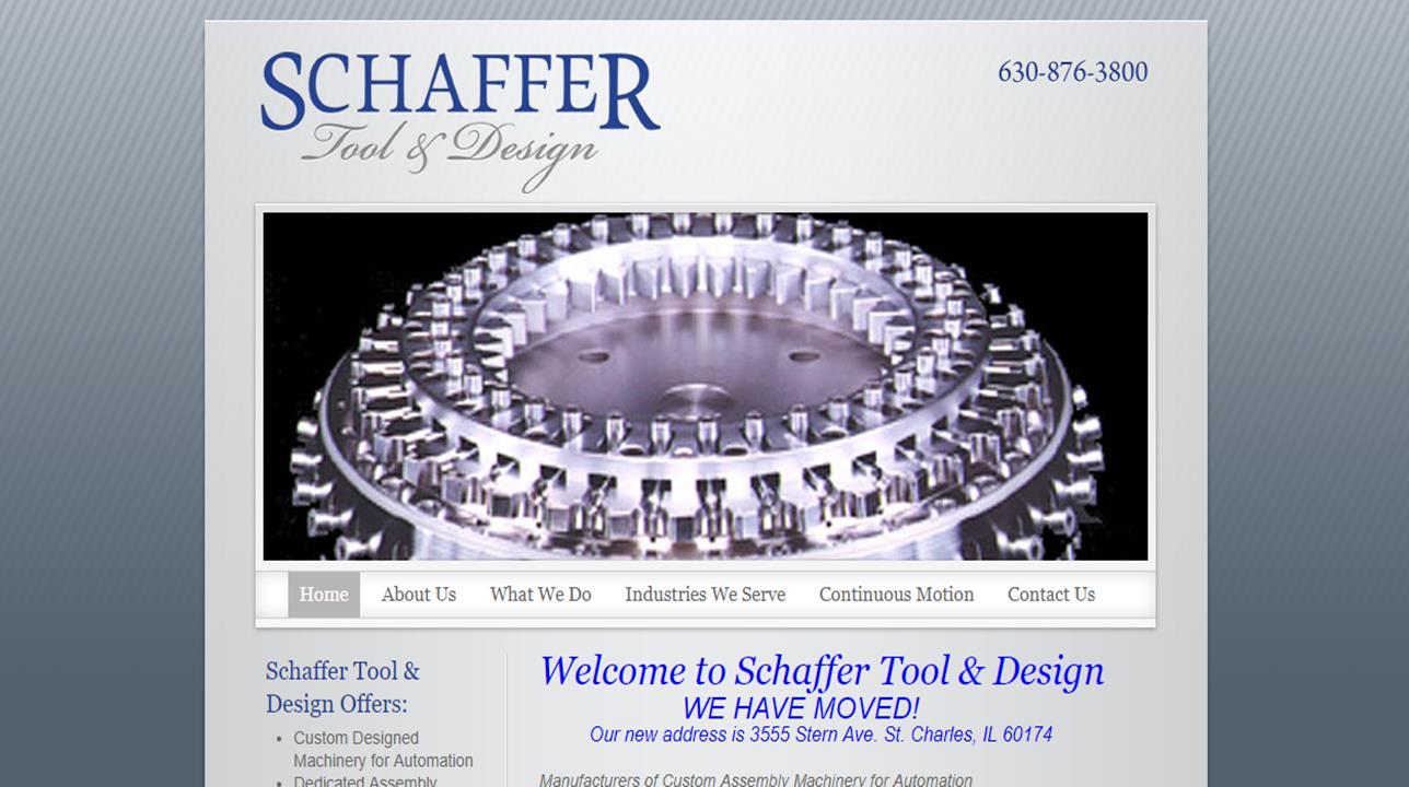 Schaffer Tool & Design, Inc.