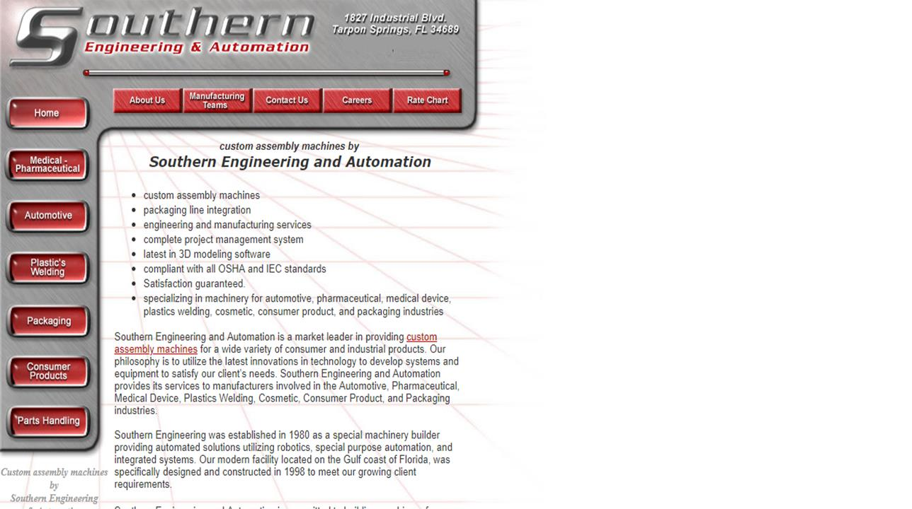 Southern Engineering & Automation