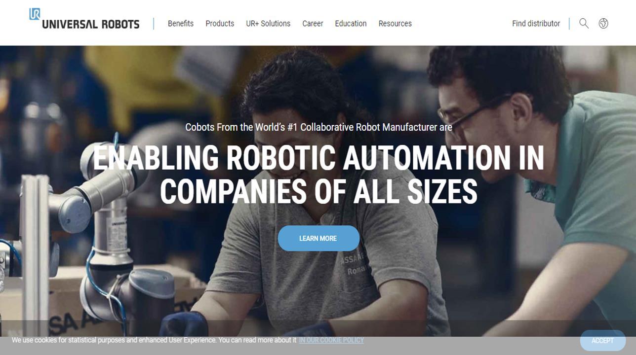 Universal Robots USA, Inc.