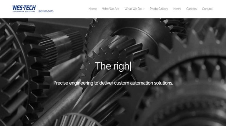Wes-Tech Automation Solutions