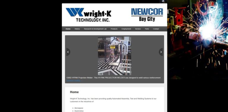 Wright-K Technology, Inc.