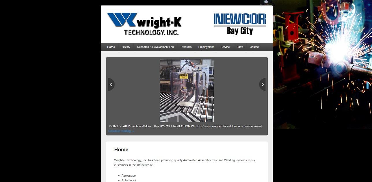 Wright-K Technology, Inc.