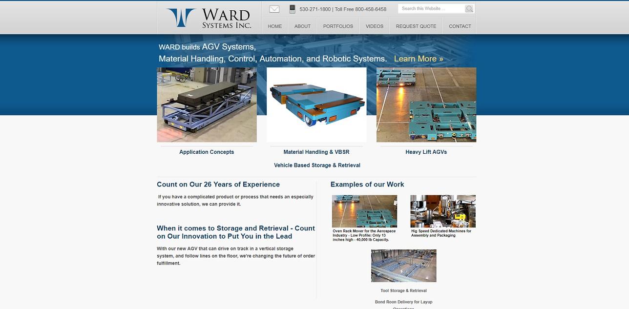 Ward Systems, Inc.
