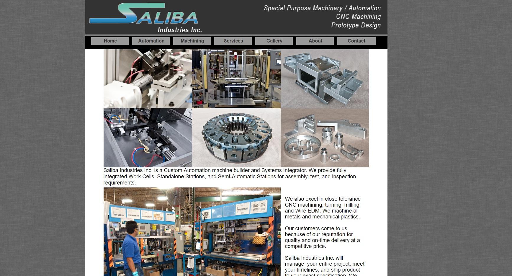 Saliba Industries