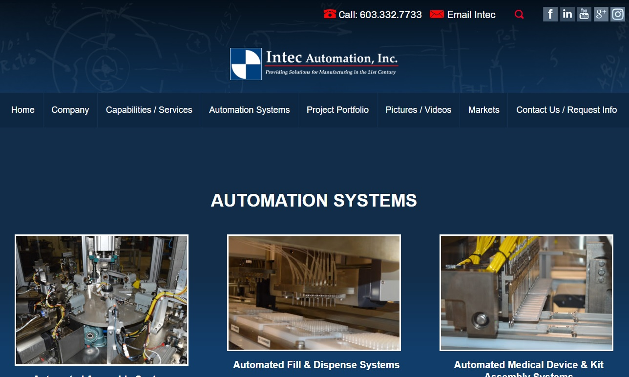 Intec Automation, Inc.