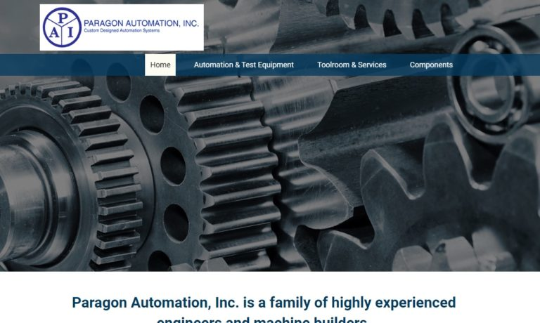 Paragon Automation, Inc.