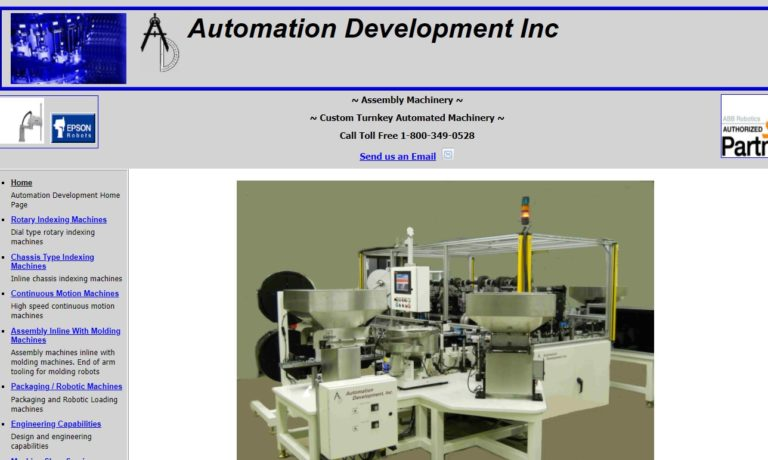 Automation Development, Inc.