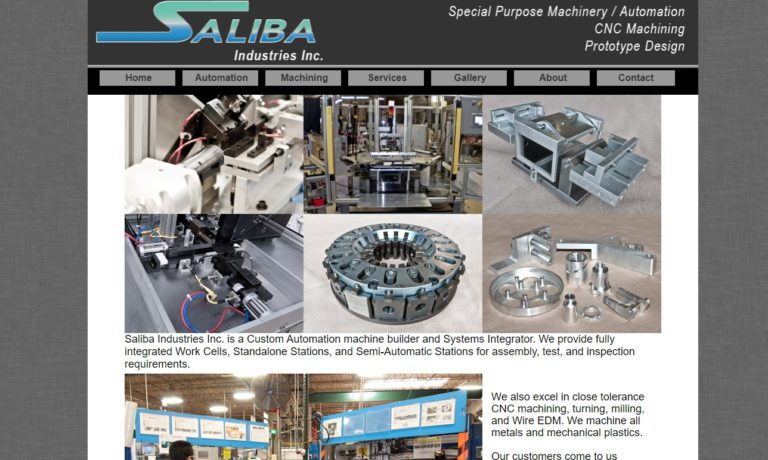 Saliba Industries